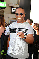 HOLLYWOOD, CA - JULY 9: Ray Parker Jr. at the premiere of Sony Pictures' 'Ghostbusters' held at TCL Chinese Theater on July 9, 2016 in Hollywood, California. Credit: David Edwards/MediaPunch