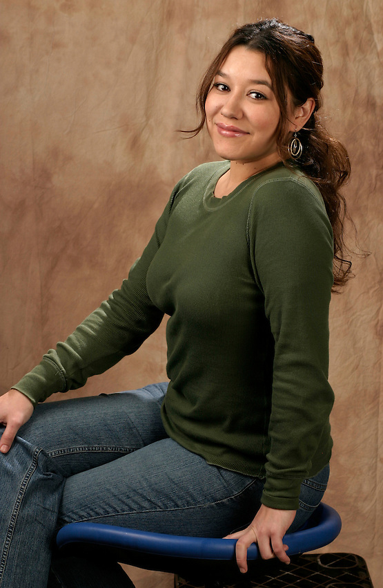 Renee Bracamonte, staff photographer, Tucson Citizen