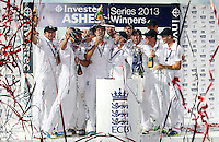 Ashes 2013 5th Test - Oval
