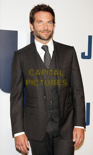 NEW YORK, NY - DECEMBER 13: Bradley Cooper at the World Premiere of Joy at the Ziegfeld Theatre in New York City on December 13, 2015. <br /> CAP/MPI/RW<br /> &copy;RW/MPI/Capital Pictures