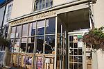 Violin shop, an example of a high order service, Woodbridge, Suffolk, England