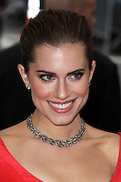 "NEW YORK CITY, NY, USA - MAY 05: Allison Williams at the ""Charles James: Beyond Fashion"" Costume Institute Gala held at the Metropolitan Museum of Art on May 5, 2014 in New York City, New York, United States. (Photo by Xavier Collin/Celebrity Monitor)"