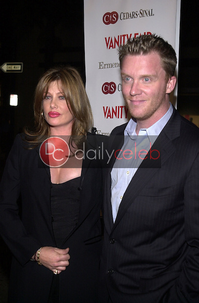 Anthony Michael Hall and Kelly LeBrock