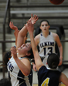 Girls Basketball: Haas Hall vs, Elkins
