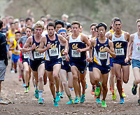 Cal Cross Country vs San Francisco Invitational, September 3, 2016