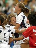 2003WWC USA/Korea DPR