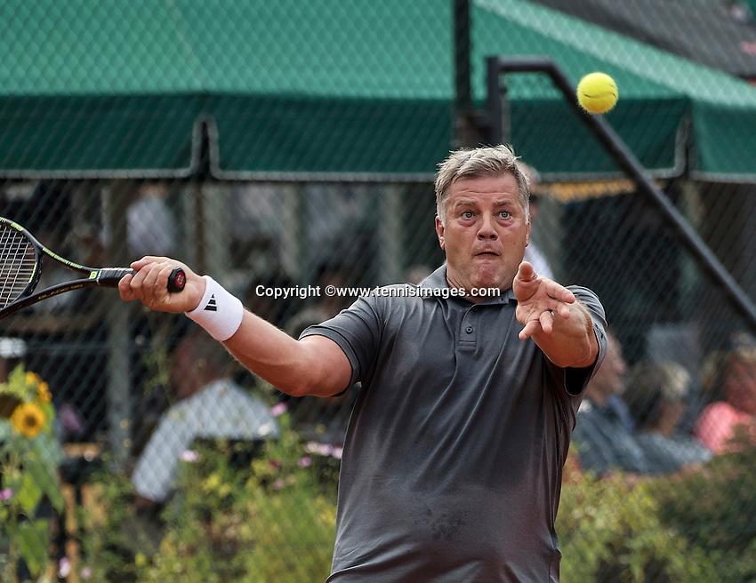 Etten-Leur, The Netherlands, August 27, 2016,  TC Etten, NVK, Ton van Rijthoven (NED)<br /> Photo: Tennisimages/Henk Koster