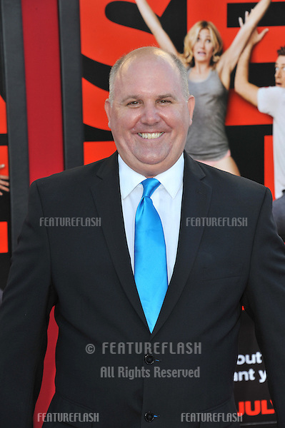 James DuMont at the world premiere of &quot;Sex Tape&quot; at the Regency Village Theatre, Westwood.<br /> July 10, 2014  Los Angeles, CA<br /> Picture: Paul Smith / Featureflash