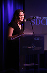 Taibi Magar during The Third Annual SDCF Awards at The The Laurie Beechman Theater on November 12, 2019 in New York City.