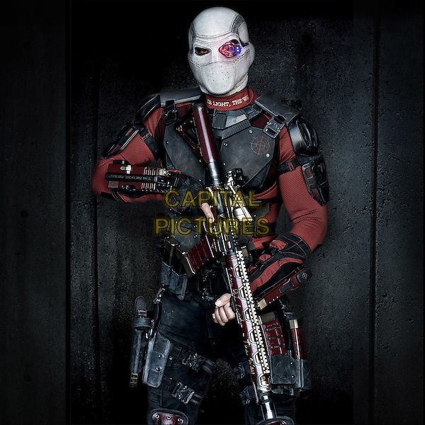 Suicide Squad (2016)<br /> Will Smith  as Floyd Lawton / Deadshot <br /> *Filmstill - Editorial Use Only*<br /> CAP/PLF<br /> Supplied by Capital Pictures