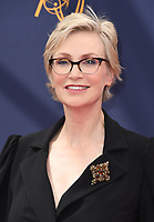 09 September 2018 - Los Angeles, California - Jane Lynch . 2018 Creative Arts Emmy Awards - Arrivals held at Microsoft Theater. <br /> CAP/ADM/BT<br /> &copy;BT/ADM/Capital Pictures