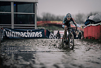 Michael Vanthourenhout (BEL/Marlux-Bingoal)<br /> <br /> Elite Men's Race<br /> Belgian National CX Championschips<br /> Kruibeke 2019