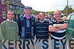 Patrick Casey, Acres Annascaul , Mike Flynn Keel, Sean Casey, Acres and .Gene Farrell, Inch in good form in Annascaul Fair on Sunday last