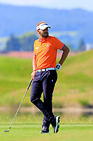 Joost Luiten (NED) in action during the final round of the Lyoness Open powered by Organic+ played at Diamond Country Club, Atzenbrugg, Austria. 8-11 June 2017.<br /> 11/06/2017.<br /> Picture: Golffile | Phil Inglis<br /> <br /> <br /> All photo usage must carry mandatory copyright credit (&copy; Golffile | Phil Inglis)