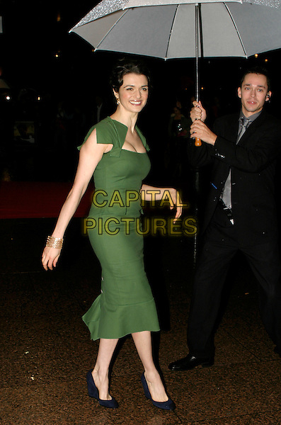 "RACHEL WEISZ.London Film Festival UK Premiere of ""The Constant Gardener"", opening night gala, London, UK..October 19th, 2005.Ref: AH.full length green dress .www.capitalpictures.com.sales@capitalpictures.com.© Capital Pictures."