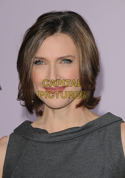 BRENDA STRONG .The 18th Annual Environmental Media Awards held at The Ebell Theatre in Los Angeles, California, USA..November 13th, 2008.headshot portrait grey gray.CAP/DVS.©Debbie VanStory/Capital Pictures.
