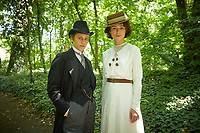 Colette (2018) <br /> Keira Knightley &amp; Denise Gough.<br /> *Filmstill - Editorial Use Only*<br /> CAP/MFS<br /> Image supplied by Capital Pictures