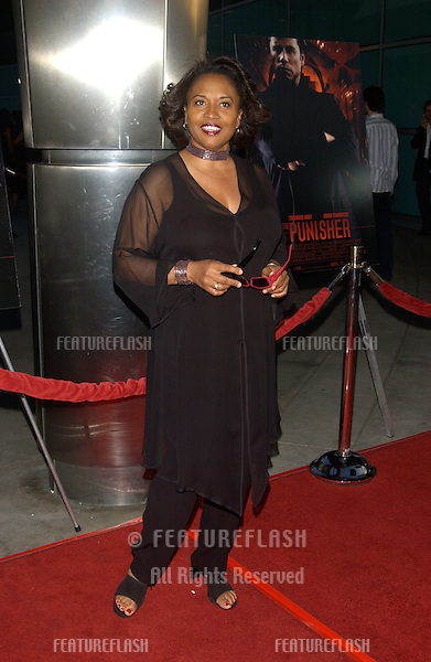 JENNIFER LEWIS at the Los Angeles premiere of The Punisher..April 12, 2004