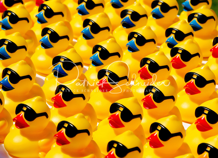 Some 17,000 plastic ducks were released April 3, 2011 during the 7th annual KinderMourn Hope Floats Duck Race held at the US National Whitewater Center in Charlotte. The 2011 fundraiser brought in more than $100,000 in net proceeds. The USNWC is a premier outdoor recreation and environmental education center located in Charlotte, NC.