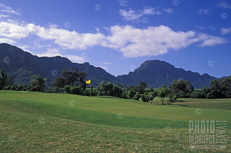 Grove Farm Golf Course #1, Kauai