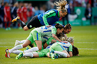 Football, Koeln, Germany , DFB-Pokalfinale wifeen,, <br />