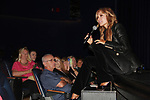 The Young and The Restless actress Tracey Bregman talks to fans as she appears at Harrah's Resort Atlantic City, NJ as part of Joyce Becker's Soap Opera Festival on October 19, 2017 for a Q and A, photos and a meet and greet.  (Photo by Sue Coflin/Max Photo)