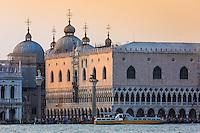 Italie, Vénétie, Venise:   Palais des Doges // Italy, Veneto, Venice: Doge's Palace