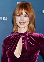 LOS ANGELES, CA - JANUARY 05: Alicia Witt attends Michael Muller's HEAVEN, presented by The Art of Elysium at a private venue on January 5, 2019 in Los Angeles, California.<br /> CAP/ROT/TM<br /> &copy;TM/ROT/Capital Pictures