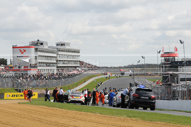 BTCC - Brands Hatch 2011