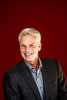 Brad Smith pictures: executive portrait photography of Brad Smith of Intuit, by San Francisco corporate photographer Eric Millette