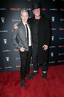 """LOS ANGELES - JAN 22:  Ron Carlson, Jake Busey at the """"Dead Ant"""" Los Angeles Premiere at the TCL Chinese 6 Theatres on January 22, 2019 in Los Angeles, CA"""