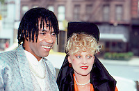Alannah Currie & Joe Leeway<br />