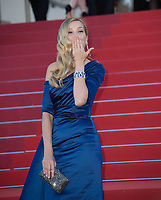 Petra Nemcova at the premiere for &quot;120 Beats per Minute&quot; at the 70th Festival de Cannes, Cannes, France. 20 May  2017<br /> Picture: Paul Smith/Featureflash/SilverHub 0208 004 5359 sales@silverhubmedia.com
