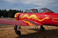 Arlington Fly-In 2017, Washington, USA.