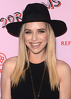LOS ANGELES- DECEMBER 6:  ZZ Ward at the Refinery29 29Rooms Los Angeles: Turn It Into Art Opening Night Party at ROW DTLA on December 6, 2017 in Los Angeles, California. (Photo by Scott Kirkland/PictureGroup)