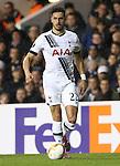 Tottenham's Nacer Chadli in action<br /> <br /> UEFA Europa League - Tottenham Hotspur v Monaco - White Hart Lane - England -10th December 2015 - Picture David Klein/Sportimage