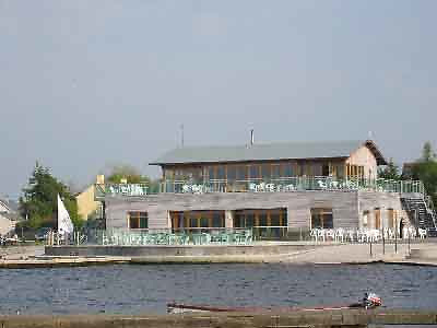 Lough Derg Yacht Club at Dromineer has its origins in 1835