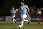10 November 2010: UNC's Michael Farfan. The University of North Carolina Tar Heels the North Carolina State University Wolfpack at Koka Booth Stadium at WakeMed Soccer Park in Cary, North Carolina in an ACC Men's Soccer Tournament Quarterfinal game.