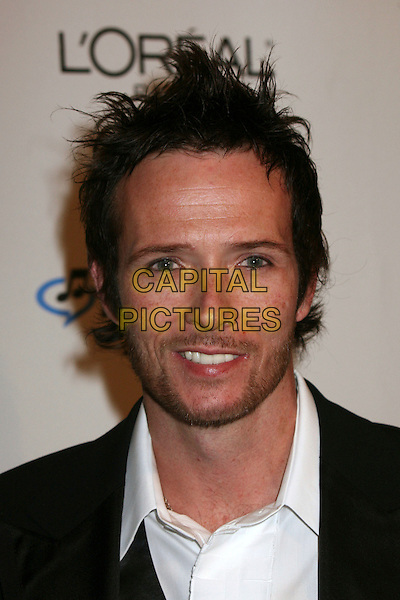 SCOTT WEILAND - VELVET REVOLVER.Clive Davis 2007 Pre-Grammy Awards Party at the Beverly Hilton Hotel, Beverly Hills, USA..February 10th, 20.headshot portrait .CAP/ADM/BP.©Byron Purvis/AdMedia/Capital Pictures