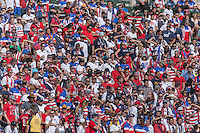 Carson, Calif. - Sunday, February 8, 2015: USA fans. The USMNT defeated Panama 2-0 in an international friendly at StubHub Center.