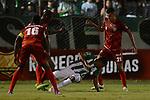 Rionegro Águilas igualó 1-1 como local a Atlético Nacional. Partido de ida de los Cuartos de Final de la Liga Águila I-2016