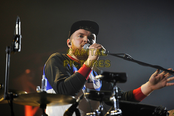 LONDON, ENGLAND - April 15: Jack Garratt performing at Brixton Academy on April 15, 2016 in London, England.<br /> CAP/MAR<br /> &copy; Martin Harris/Capital Pictures