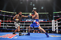 DALLAS, TX - MARCH 16: Luis Nery fights McJoe Arroyo at the Fox Sports PBC Pay-Per-View fight night at AT&T Stadium on March 16, 2019 in Dallas, Texas. (Photo by Frank Micelotta/Fox Sports/PictureGroup)