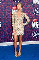 05 June 2019 - Nashville, Tennessee - Carrie Underwood. 2019 CMT Music Awards held at Bridgestone Arena. <br /> CAP/ADM/DMF<br /> ©DMF/ADM/Capital Pictures