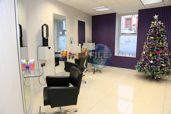 Indigo Hair Salon<br /> Picture: Fran Caffrey www.newsfile.ie
