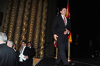 Former Phoenix Mayor Phil Gordon served two terms beginning in 2004. He is being replaced by new Mayor Greg Stanton. Photo by Eduardo Barraza © 2012