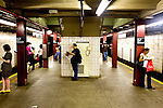 New York Subway.  ..New York City, New York.  Street Photography from Manhattan and Brooklyn.  Subway, Union Square, Metro Stations, New York City Skyline, David Banks, and Bryan Derballa.