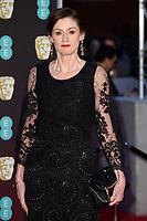 Amanda Berry arriving for the BAFTA Film Awards 2018 at the Royal Albert Hall, London, UK. <br /> 18 February  2018<br /> Picture: Steve Vas/Featureflash/SilverHub 0208 004 5359 sales@silverhubmedia.com