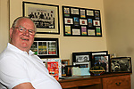 during a visit to John Murphy at his home in Dundalk on Wednesday 18th July 2018.<br /> Picture:  Thos Caffrey / Golffile