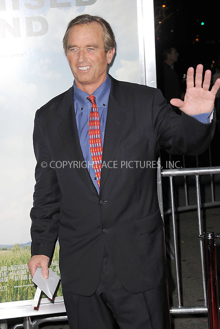 WWW.ACEPIXS.COM . . . . . .December 4, 2012...New York City....Robert Kennedy Jr attends the 'Promised Land' premiere at AMC Loews Lincoln Square 13 on December 4, 2012 in New York City ....Please byline: KRISTIN CALLAHAN - ACEPIXS.COM.. . . . . . ..Ace Pictures, Inc: ..tel: (212) 243 8787 or (646) 769 0430..e-mail: info@acepixs.com..web: http://www.acepixs.com .